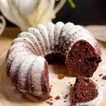 bizcocho de chocolate super esponjoso