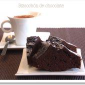 Bizcochón de chocolate