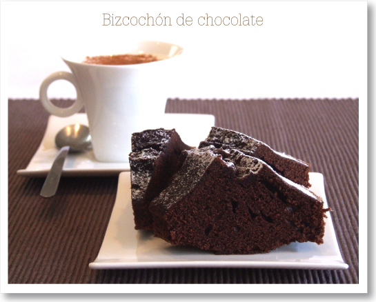 bizcochón-de-chocolate