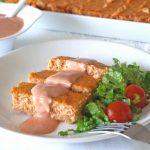 Pastel de pescado o pudin de pescado, el delicado sabor del mar