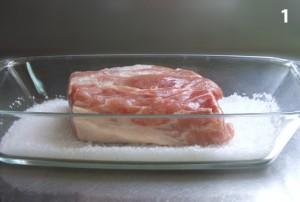 cinta de lomo a la sal