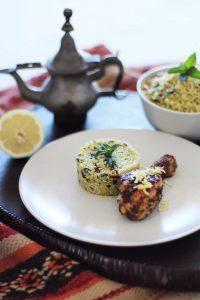 receta de pollo Ras el Hanout
