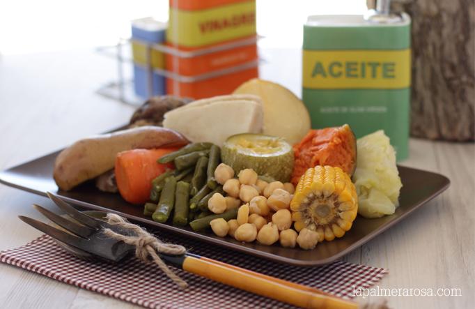 receta puchero canario