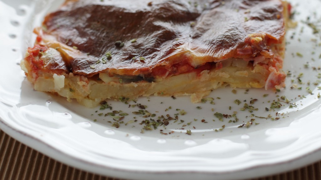 receta de torti pizza