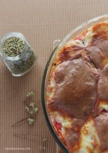 receta de Tortipizza