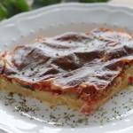 Torti-pizza (receta con maridaje)