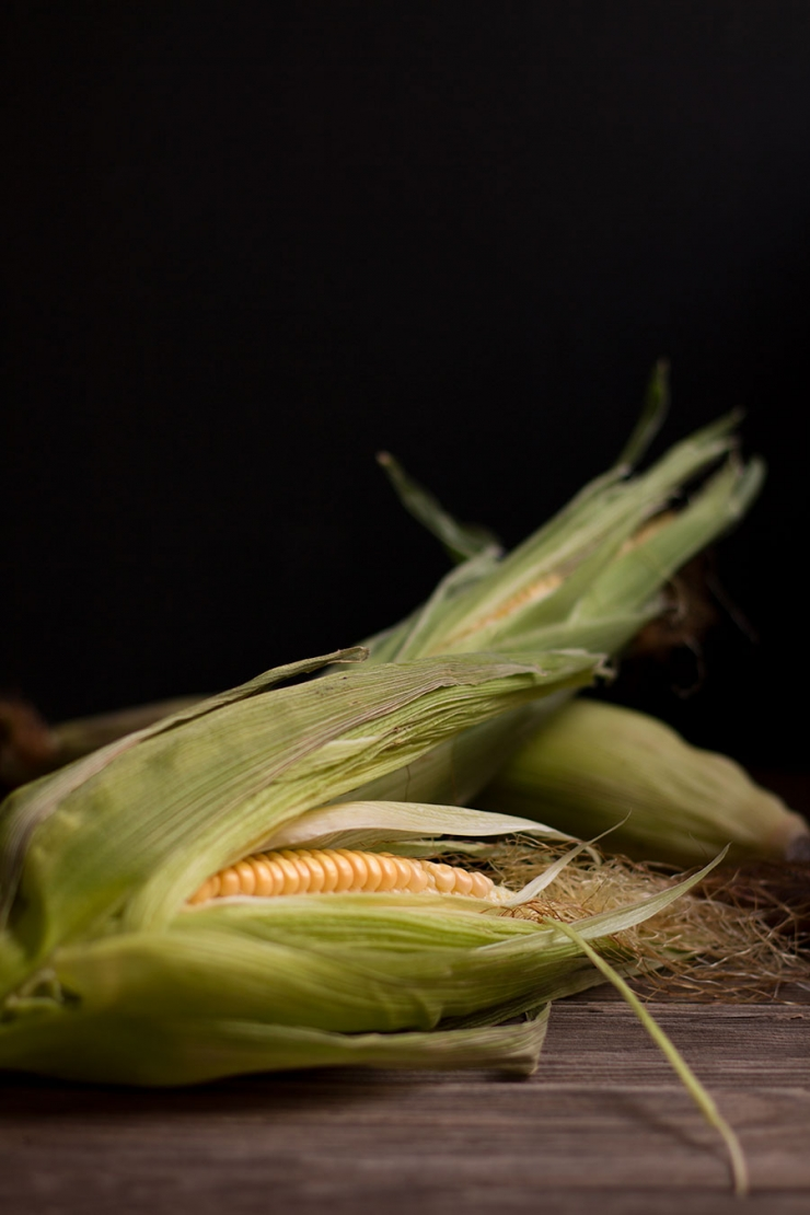 piña de millo