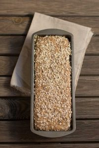 pan de molde de espelta casero