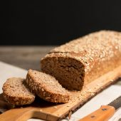 Cómo hacer pan de espelta casero