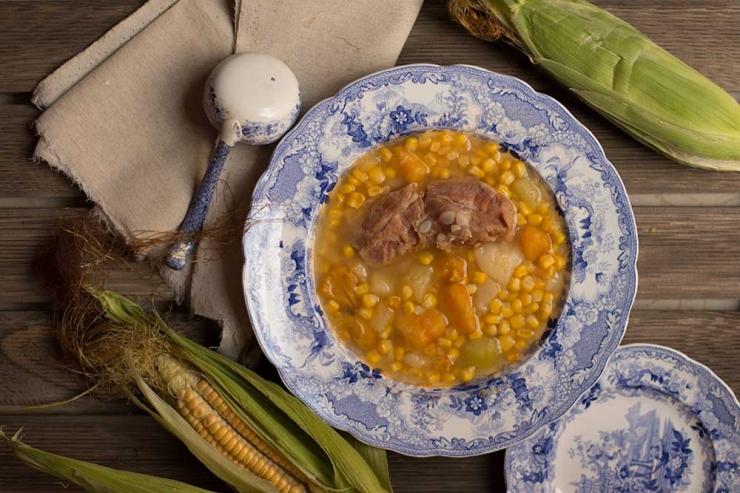 potaje de millo