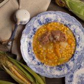 Potaje de millo graciosero