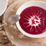 Cómo hacer una crema de remolacha fácil y saludable