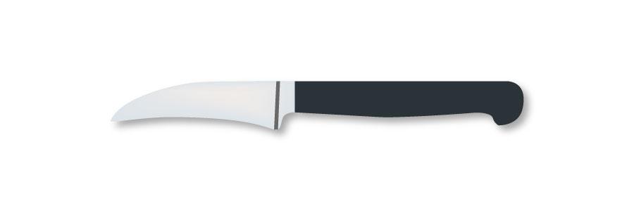 cuchillo pelador o puntilla