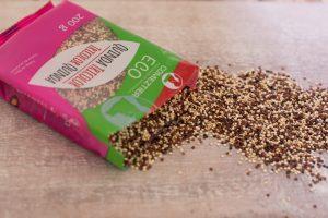 Quinoa tricolor ecológica de Comeztier