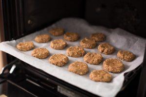 Cómo hacer galletas de avena