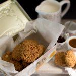 Galletas de avena y almendras, fáciles y saludables