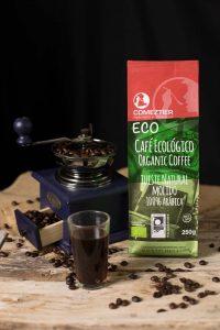 Postre de café con café ECO de Comeztier