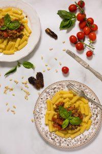 pasta-con-pesto-de-tomates-