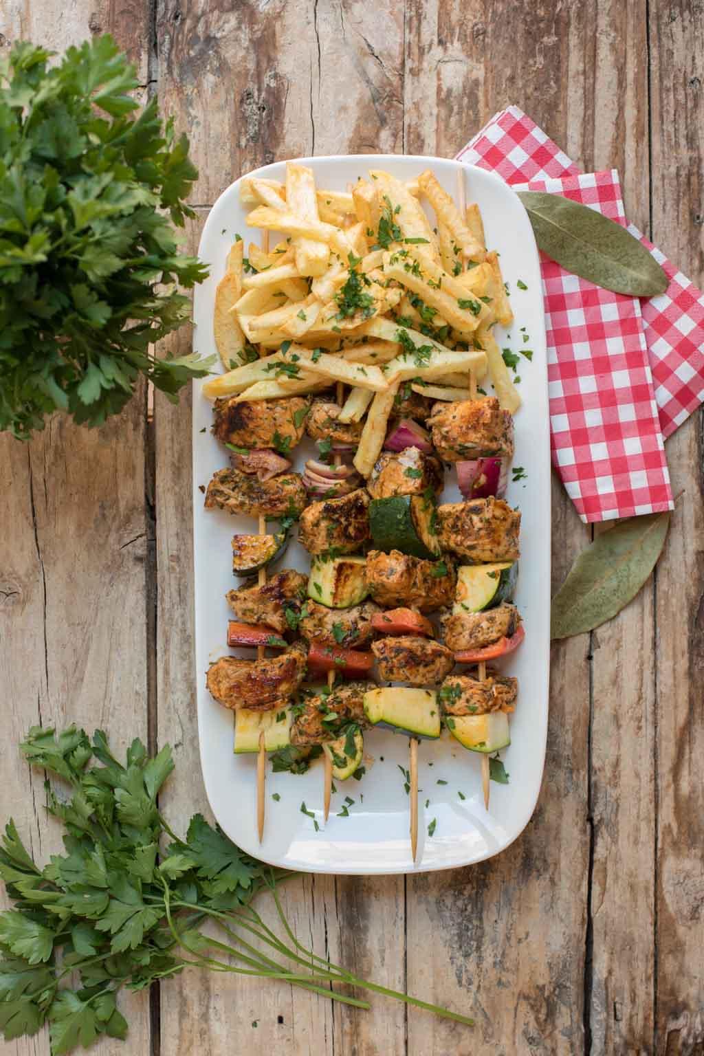 carne fiesta, cocina tradicional canaria