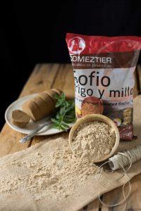gofio de trigo y millo Comeztier