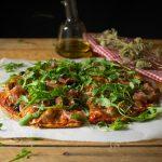 Cómo hacer masa de pizza casera integral de espelta