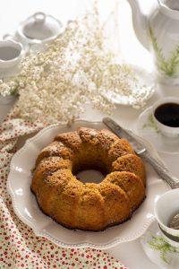 bizcocho sin gluten con harina de coco