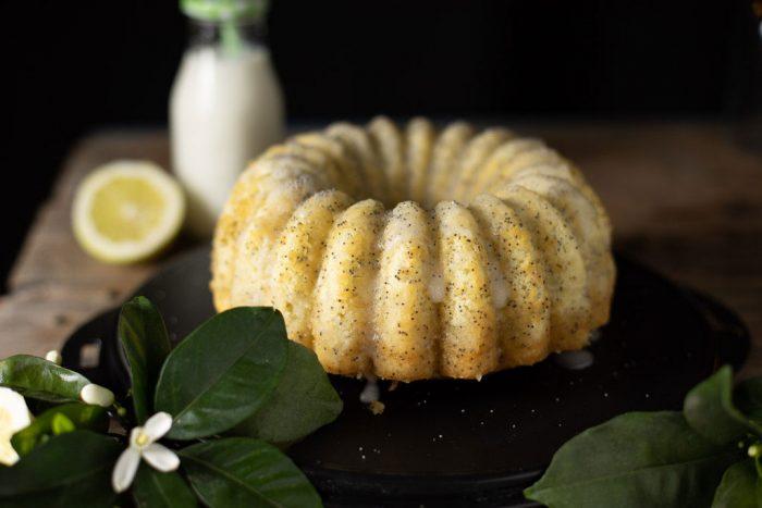 bizcochon de limón
