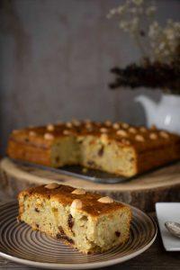 torta de vilana o milana