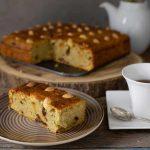 Deliciosa Torta de vilana o milana, un postre típico de la Gomera