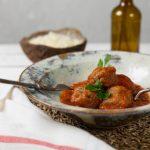 Albóndigas en salsa de tomate, un clásico que nunca pasa de moda